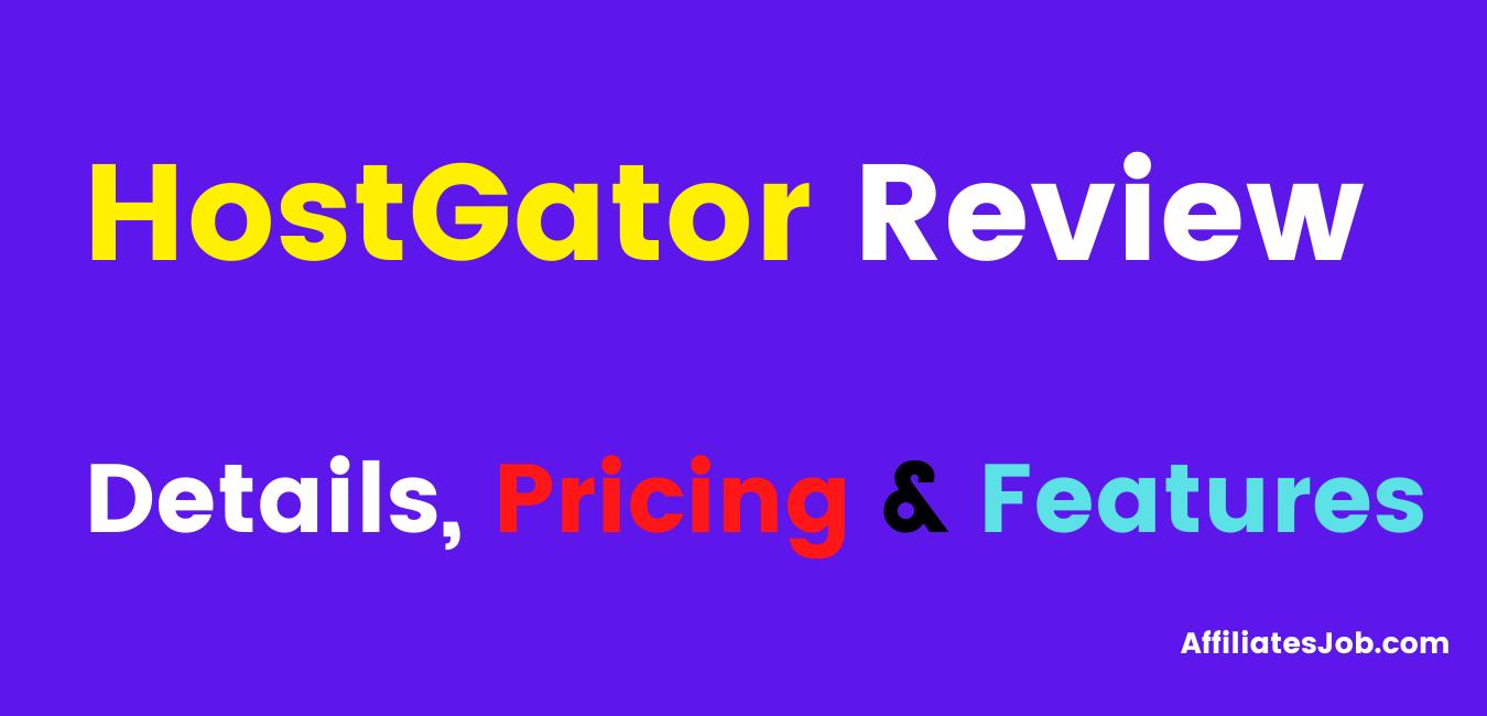 HostGator Black Friday Sale 2021