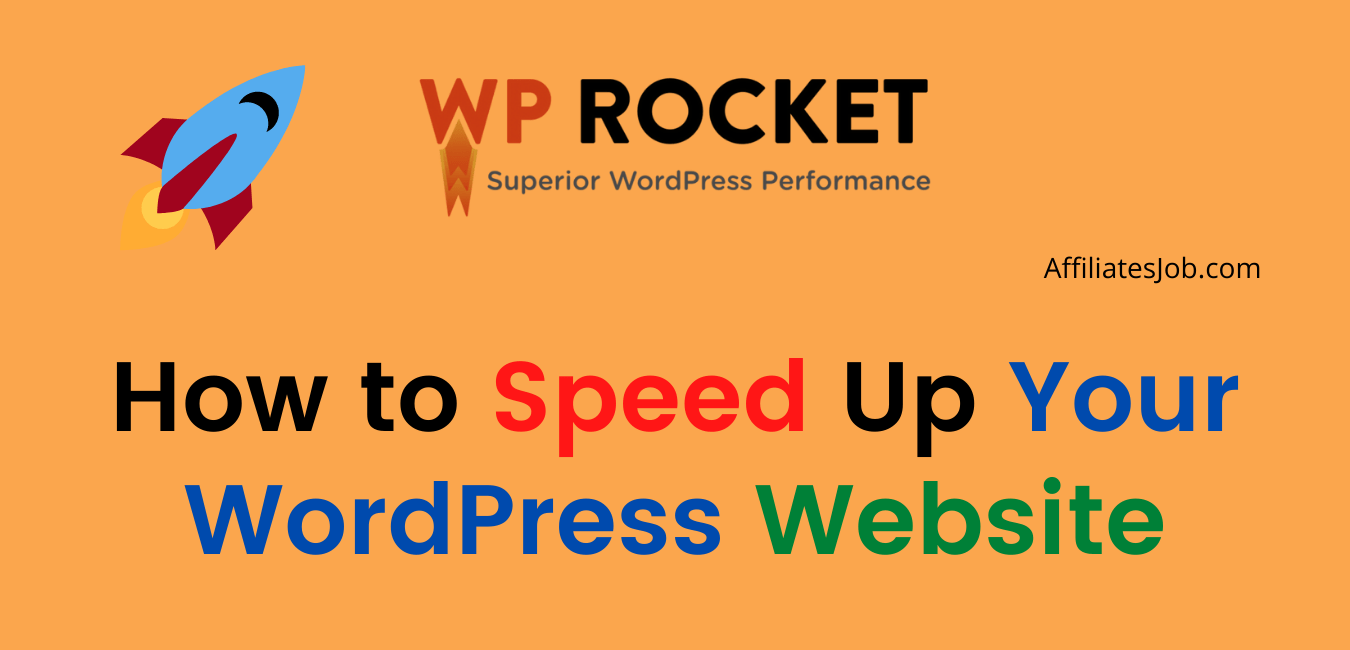 Increase WordPress Website loading Speed